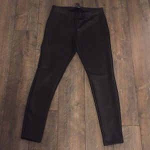 Leather Leggings from Express
